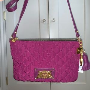 Juicy Couture Purple Quilted Purse